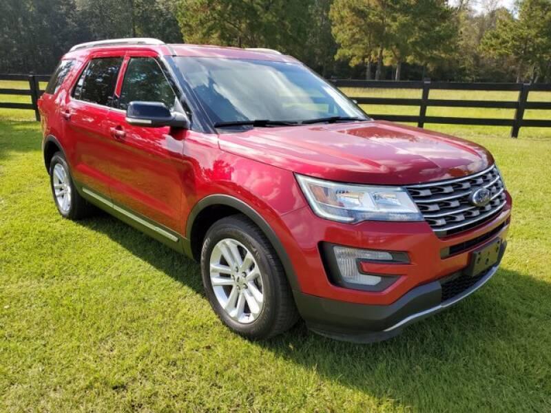 2017 Ford Explorer for sale at Bratton Automotive Inc in Phenix City AL