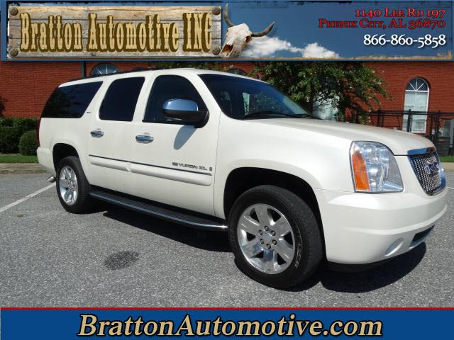 2008 GMC Yukon XL for sale at Bratton Automotive INC in Phenix City AL