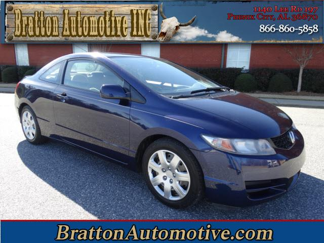 2010 Honda Civic for sale at Bratton Automotive INC in Phenix City AL