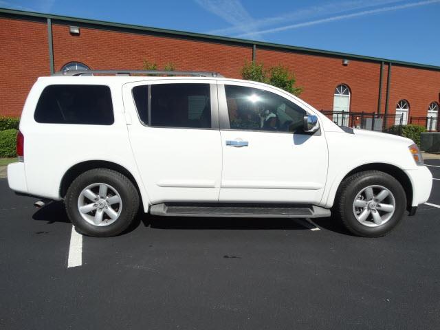 2011 Nissan Armada for sale at Bratton Automotive INC in Phenix City AL