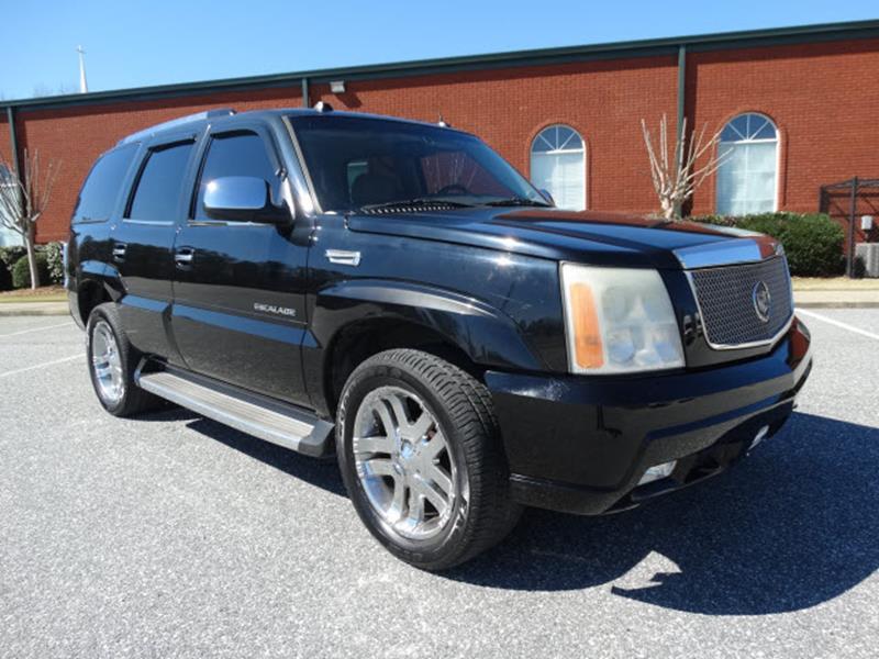 2005 Cadillac Escalade for sale at Bratton Automotive INC in Phenix City AL