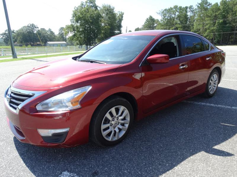 2014 Nissan Altima for sale at Bratton Automotive INC in Phenix City AL