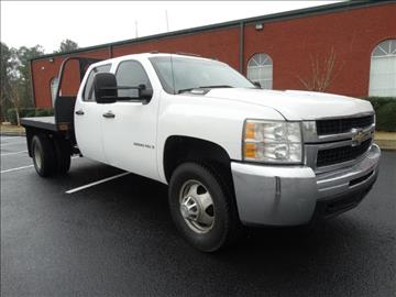 2008 Chevrolet Silverado 3500HD for sale at Bratton Automotive INC in Phenix City AL