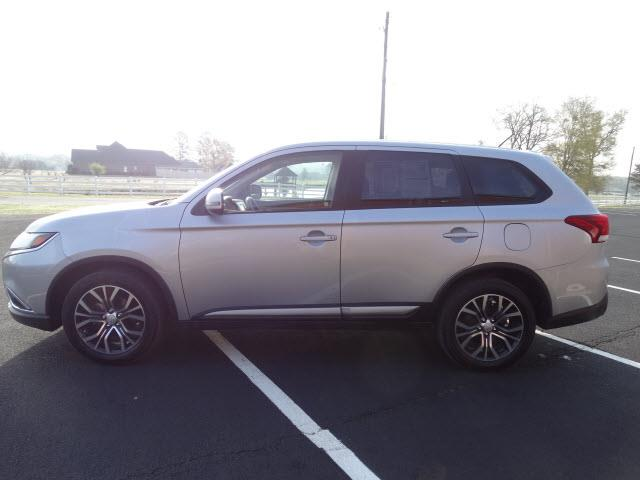 2016 Mitsubishi Outlander for sale at Bratton Automotive INC in Phenix City AL
