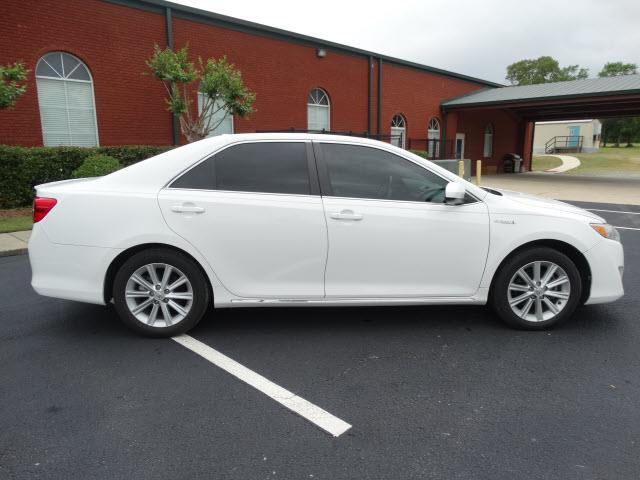 2012 Toyota Camry Hybrid for sale at Bratton Automotive INC in Phenix City AL