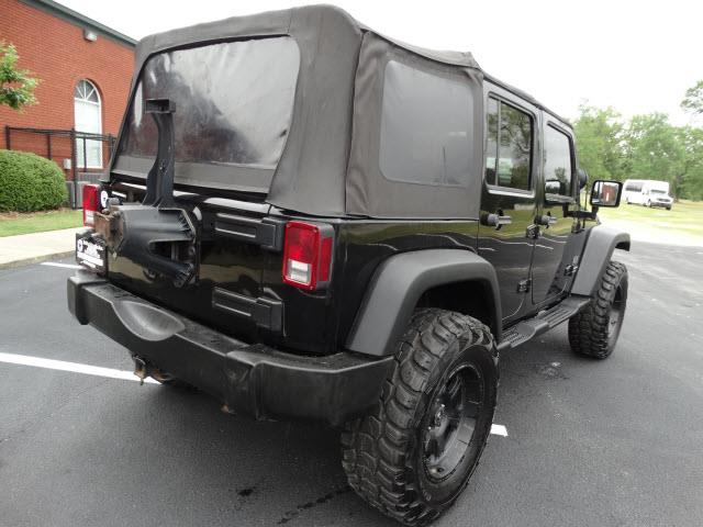 2008 Jeep Wrangler Unlimited for sale at Bratton Automotive INC in Phenix City AL