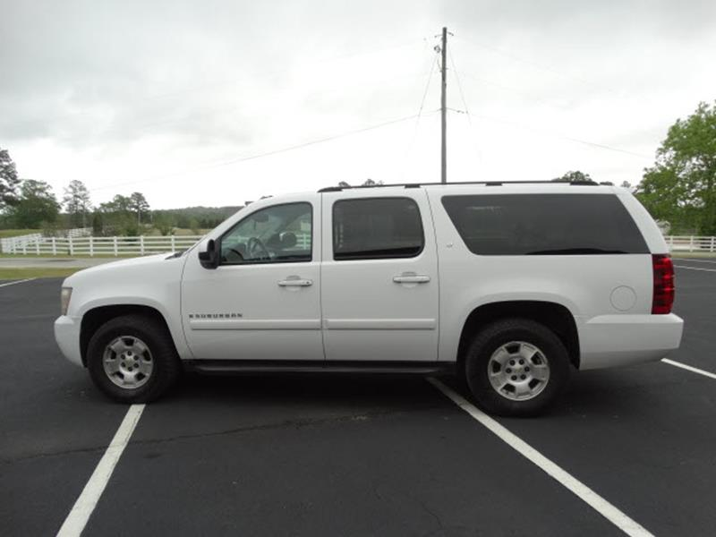2007 Chevrolet Suburban for sale at Bratton Automotive INC in Phenix City AL