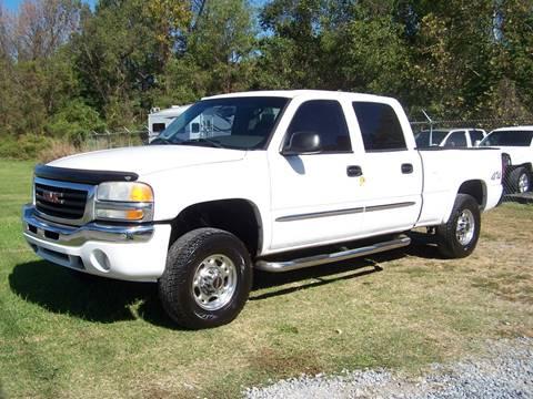2006 GMC Sierra 1500HD for sale in Elizabethton, TN