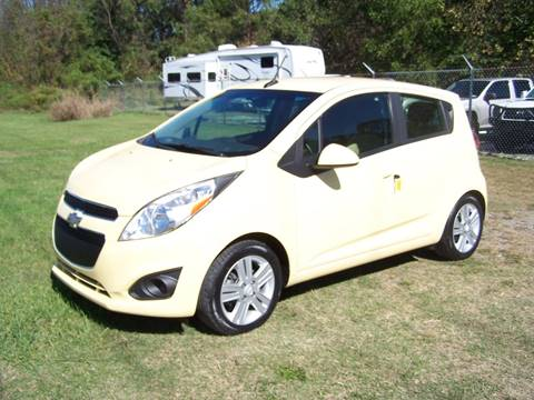 2013 Chevrolet Spark for sale in Elizabethton, TN
