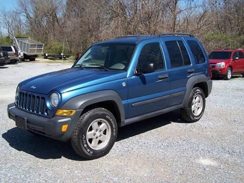 2006 Jeep Liberty for sale in Elizabethton, TN