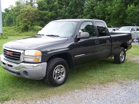 2004 GMC Sierra 1500 for sale in Elizabethton, TN