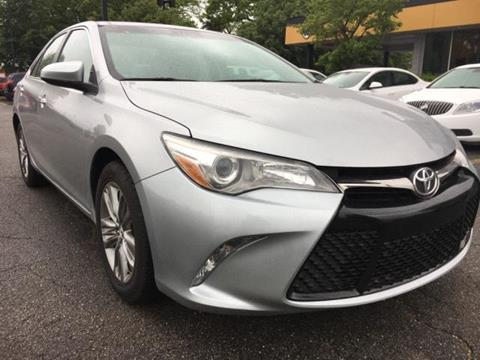 2015 Toyota Camry for sale in Taylor, MI