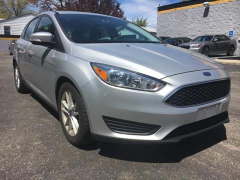 2015 Ford Focus for sale in Taylor, MI