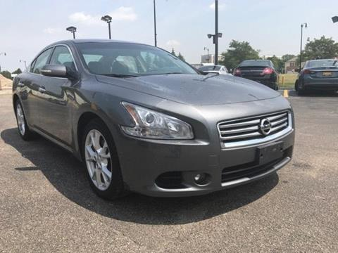 2014 Nissan Maxima for sale in Taylor MI