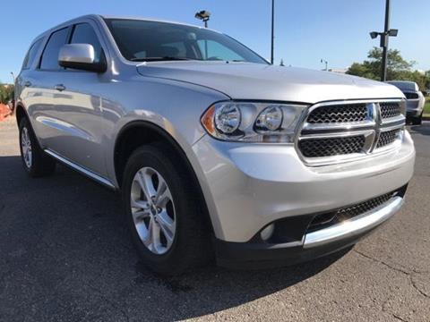 2012 Dodge Durango for sale in Taylor MI