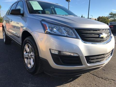 2014 Chevrolet Traverse for sale in Taylor MI
