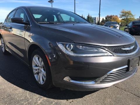 2016 Chrysler 200 for sale in Taylor MI