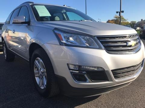 2014 Chevrolet Traverse for sale in Taylor, MI