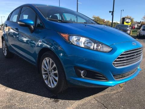 2014 Ford Fiesta for sale in Taylor, MI