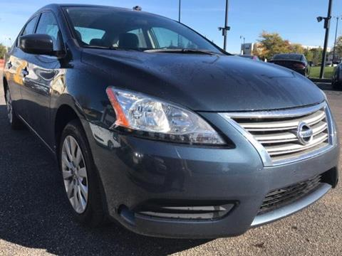 2014 Nissan Sentra for sale in Taylor, MI