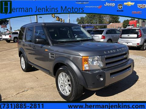 2008 Land Rover LR3 for sale in Union City, TN