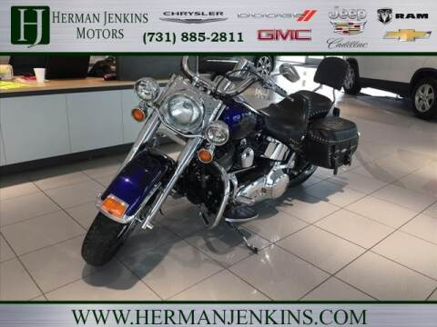 2004 Harley-Davidson Flstc for sale at Herman Jenkins Used Cars in Union City TN