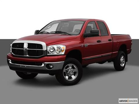 2007 Dodge Ram Pickup 2500 for sale at Herman Jenkins Used Cars in Union City TN