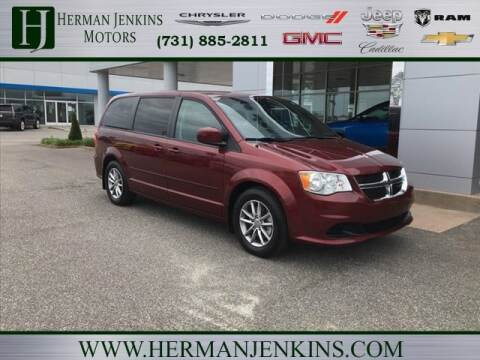 2016 Dodge Grand Caravan for sale at Herman Jenkins Used Cars in Union City TN