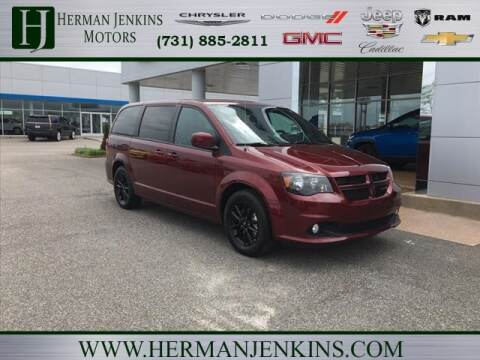 2019 Dodge Grand Caravan GT for sale at Herman Jenkins Used Cars in Union City TN