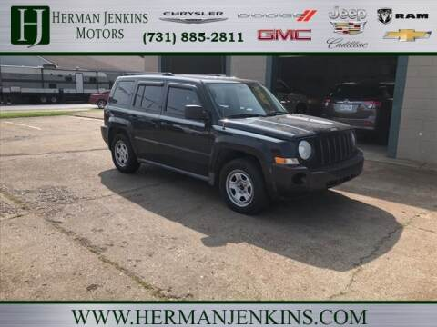 2010 Jeep Patriot for sale at Herman Jenkins Used Cars in Union City TN