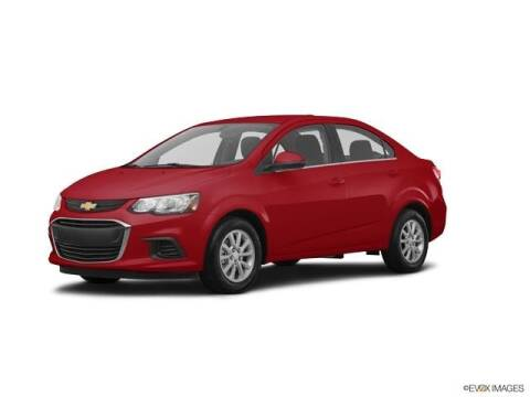 2020 Chevrolet Sonic for sale at Herman Jenkins Used Cars in Union City TN