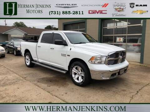 2014 RAM Ram Pickup 1500 for sale at Herman Jenkins Used Cars in Union City TN