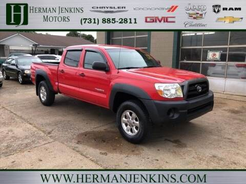 2007 Toyota Tacoma for sale at Herman Jenkins Used Cars in Union City TN