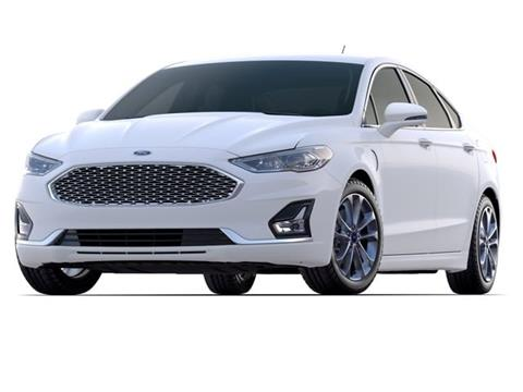 2019 Ford Fusion Energi for sale in Greenwich, NY