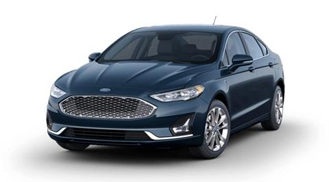 2020 Ford Fusion Energi for sale in Greenwich, NY