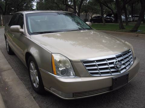 2006 Cadillac DTS for sale in Austin, TX