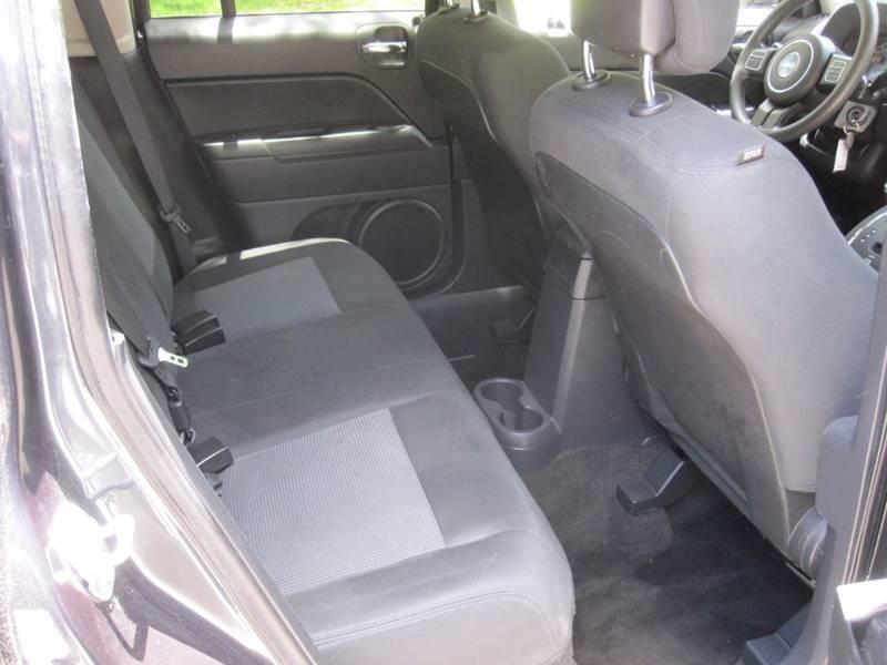 2015 Jeep Patriot 4x4 Sport 4dr SUV - Austin TX