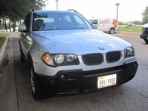 2005 BMW X3 for sale in Austin, TX