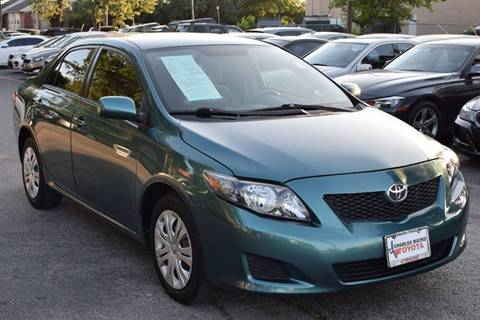 2009 Toyota Corolla for sale in Austin, TX