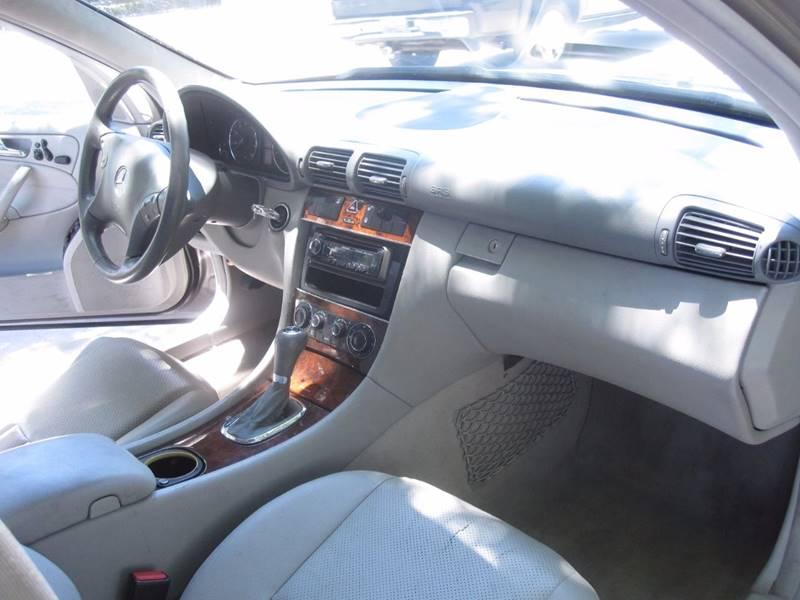 2006 Mercedes-Benz C-Class C 280 Luxury 4dr Sedan - Austin TX
