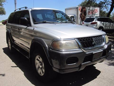 2003 Mitsubishi Montero Sport for sale in Austin, TX