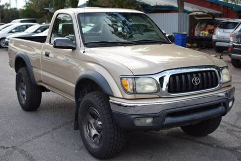 2004 Toyota Tacoma for sale in Austin, TX