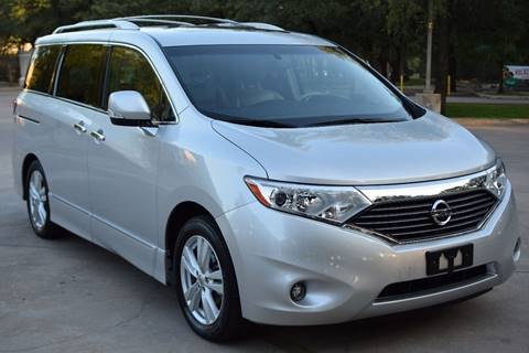 2011 Nissan Quest for sale in Austin, TX