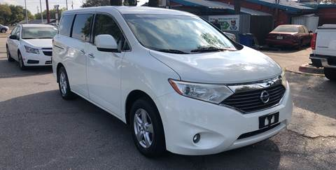 2013 Nissan Quest for sale in Austin, TX