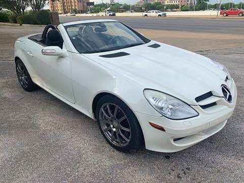 2008 Mercedes-Benz SLK for sale in Austin, TX