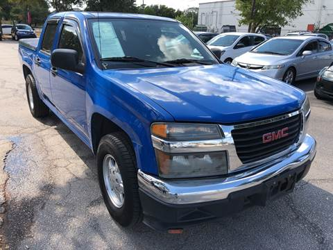 2007 GMC Canyon for sale in Austin, TX