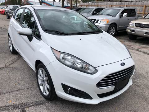 2015 Ford Fiesta for sale in Austin, TX
