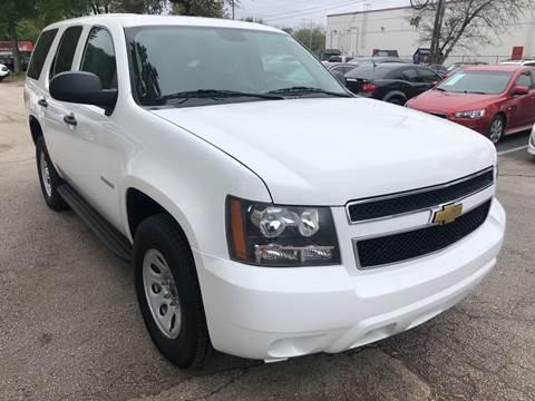 2013 Chevrolet Tahoe Fleet for sale at PRESTIGE AUTOPLEX LLC in Austin TX