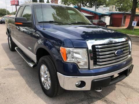 2011 Ford F-150 XLT for sale at PRESTIGE AUTOPLEX LLC in Austin TX