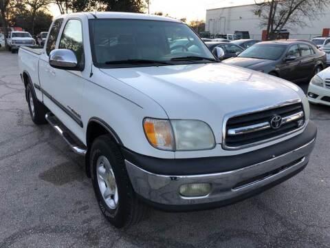 2001 Toyota Tundra SR5 for sale at PRESTIGE AUTOPLEX LLC in Austin TX